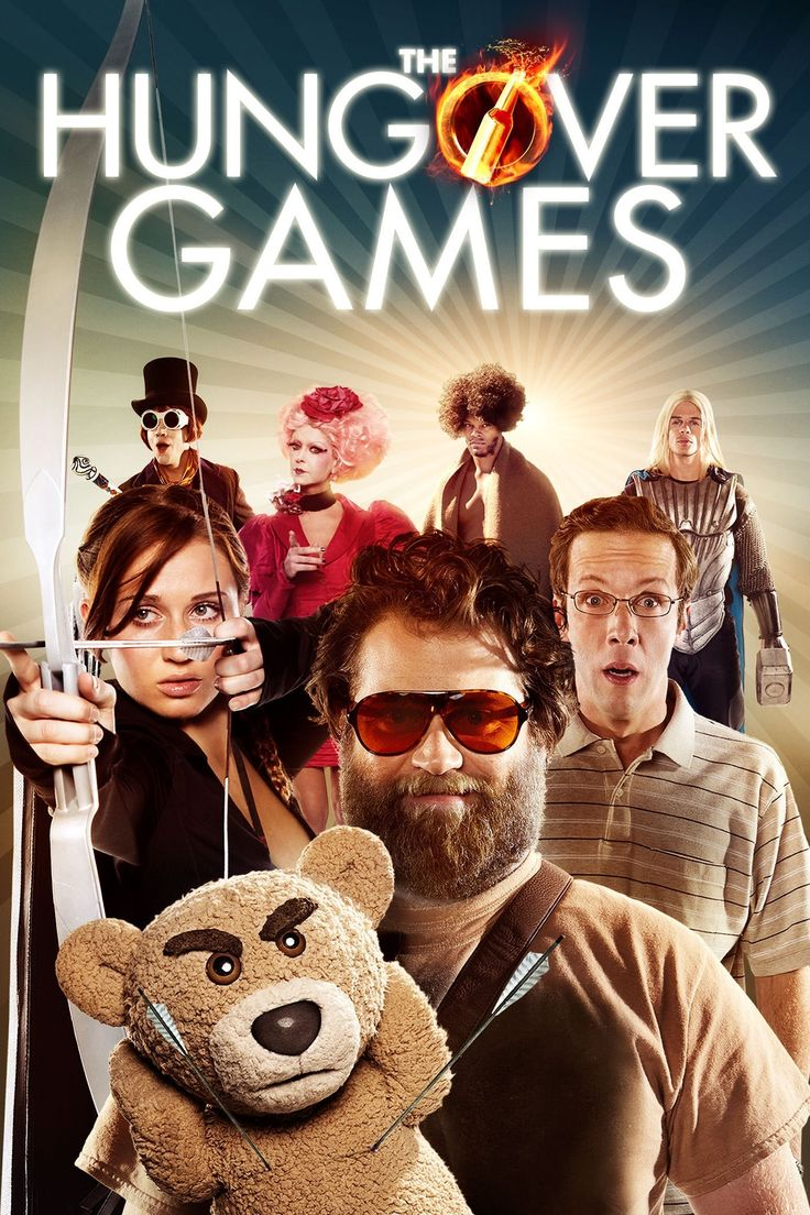The hungover games, 2014
