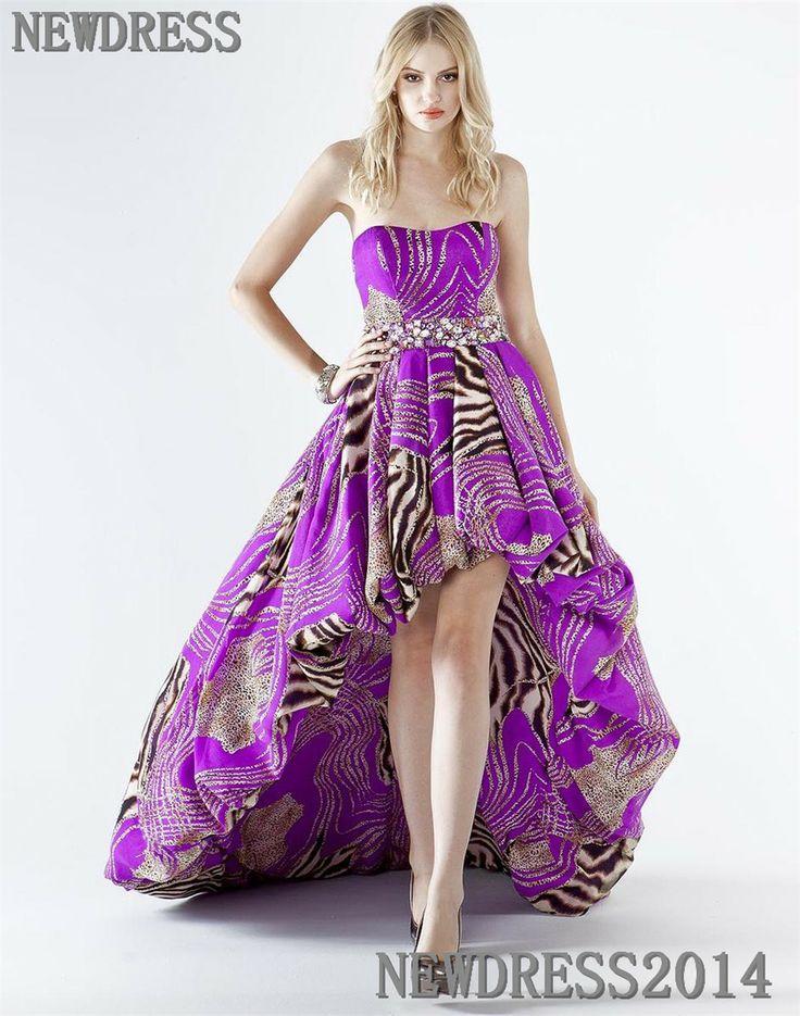 Mejores 125 imágenes de Prom dresses en Pinterest | Vestido de baile ...