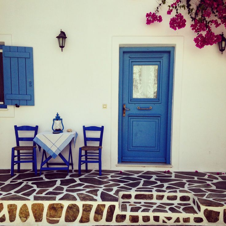 Traditional house, Antiparos