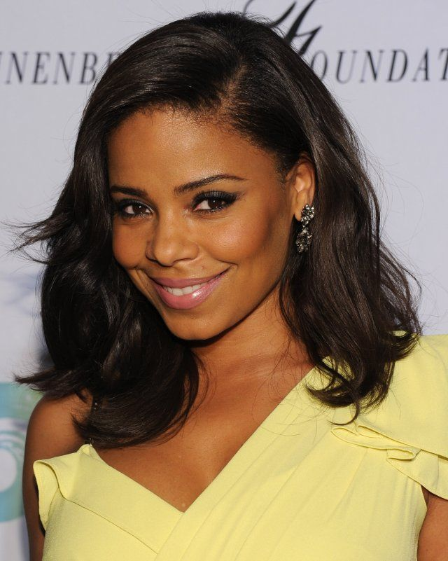 Sanaa Lathan Glow FASHION Pinterest Hair Styles