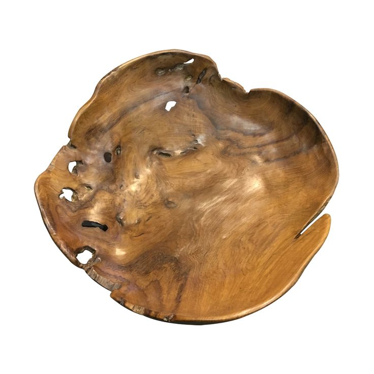 Bowl- Wood d60. A spread of fruits served up in this Bowl will surely entice your palate.