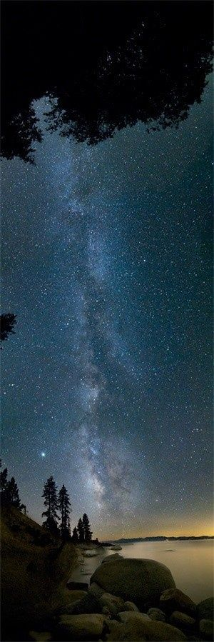 The Milky Way.