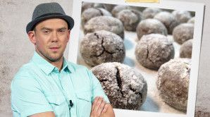 Recepty Ládi Hrušky - Měsíční sušenky