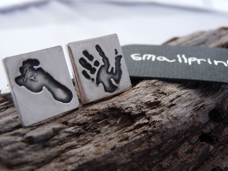 Custom Hand and Foot print Jewellery