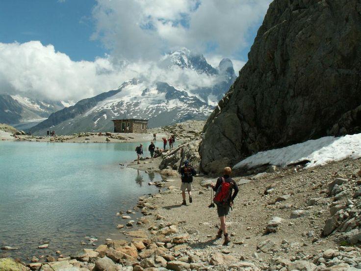 Wokół Mont Blanc, Trekking wokół Mont Blanc, Francja, Szwajcaria, Sporty Ekstremalne i Trekkingi, Trekking, Ecotravel - wczasy kolonie obozy...