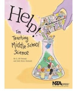 Help I'm Teaching Middle School Science.  Great source from the NSTA for tips and tools used in a science classroom