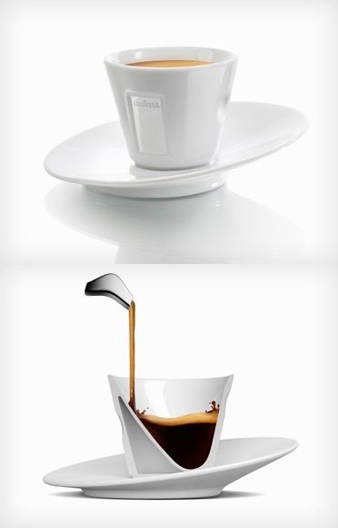 how to make a cup of lavazza coffee