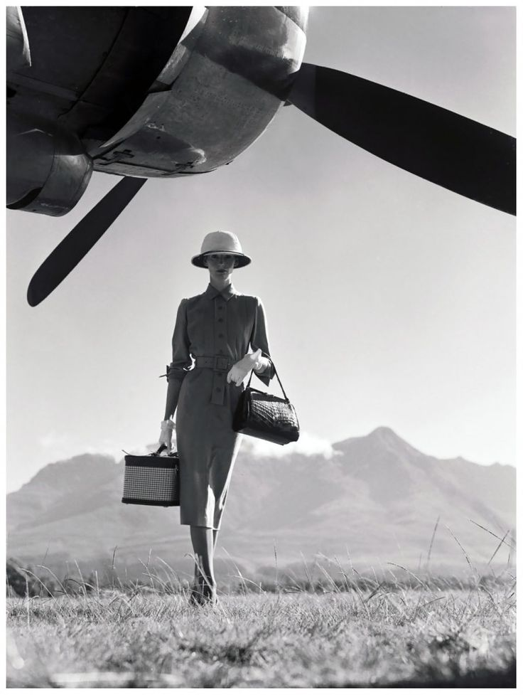 Norman Parkinson -  His work, following the lead of Martin Munkacsi at Harper's Bazaar, revolutionised the world of British fashion photography in the '40s by bringing his models from the rigid studio environment into a far more dynamic outdoor setting.