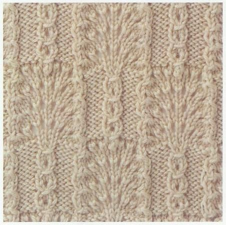 Lace Knitting Stitches - Bing Images