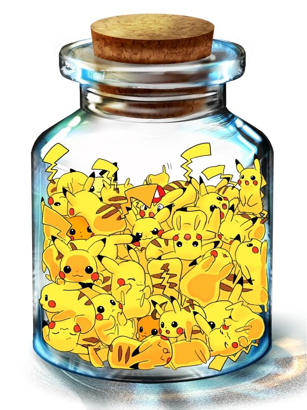 Congratulations, you found 'A bottle of Pikachus' YOU WIN THE GAME
