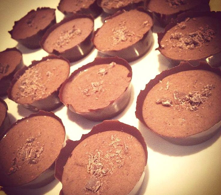 Wow, these Chocolate Mousse Cups look amazing, and they taste even better! Packed with healthy ingredients they're guilt free and good for you