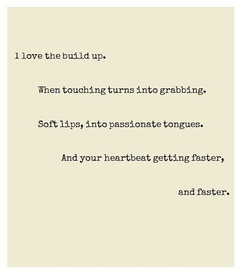 Sensual, Passionate, Sexy Quotes & Verses - Quote Garden