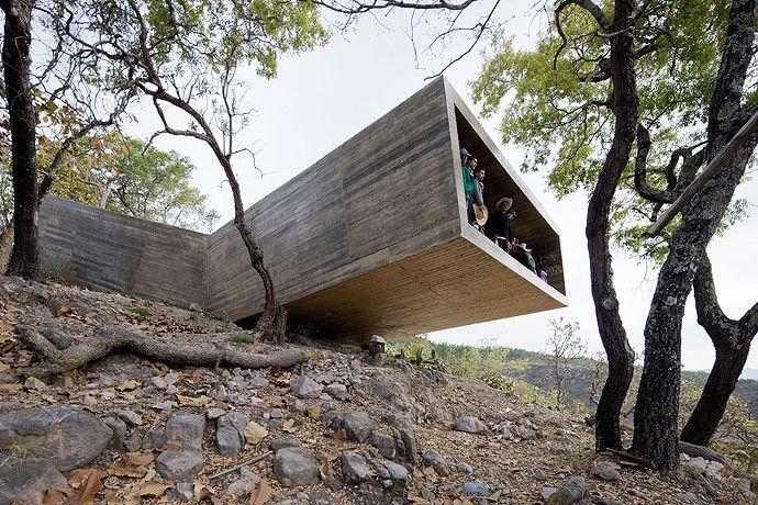 Galeria - Arquitetura dramática: estruturas em balanço - 6