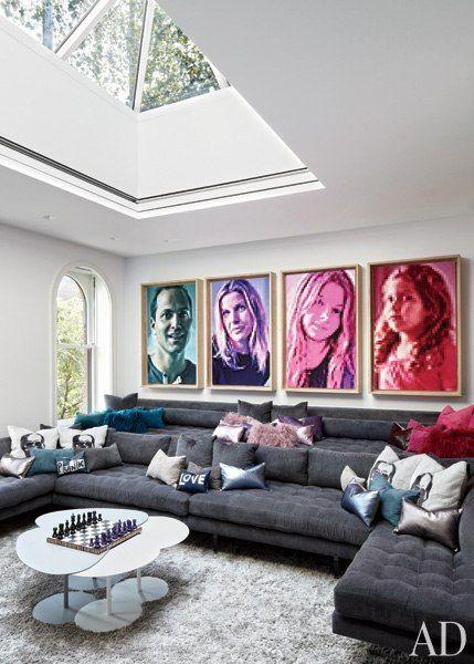 Si tienes sitio en tu casa, entonces, ¿por qué no incluir entonces una sala de cine? Te ayudamos con la decoración de una sala de cine ¡en casa!