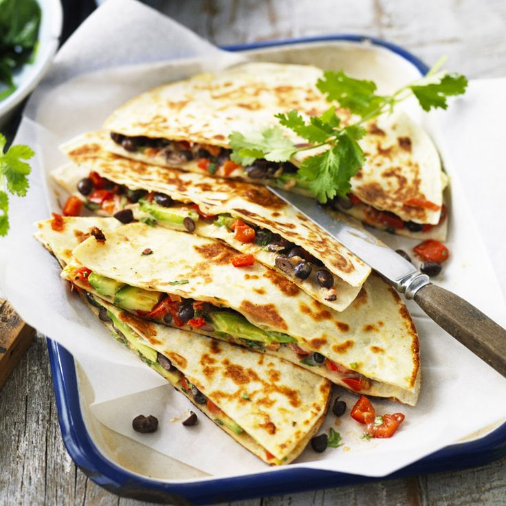 Breakfast quesadilla Recipe | Weight Watchers NZ