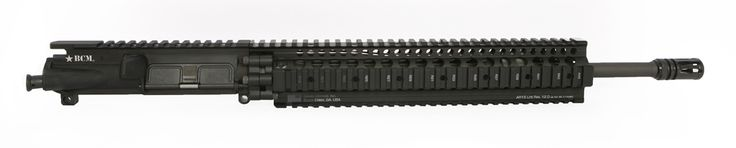 "BCM BFH 16"" Mid Length (LIGHT WEIGHT) Upper Receiver Group w/ Daniel Defense LITE RAIL II, 12"" Handguard"