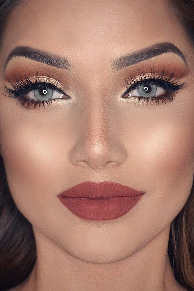 39 Top Rose Gold Makeup Ideas To Look Like A Goddess