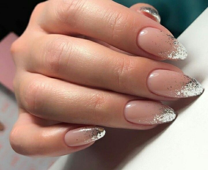 Manicure Trend Fall Winter 2018 2019. Nail polish pink / beige. paill   – Beauty-Tipps