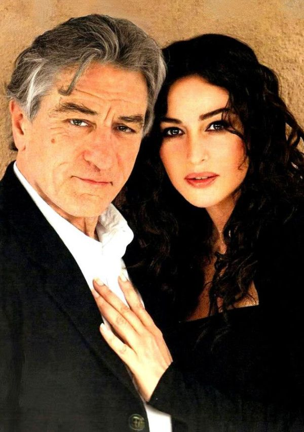 Monica & Robert De Niro , from Iryna