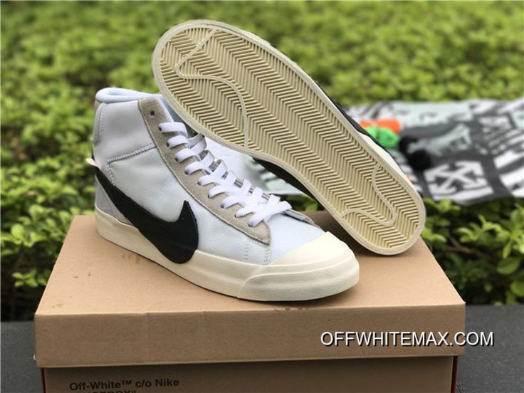 New Year Deals Men OFF-WHITE X Nike Blazer Mid SKU:135850-212