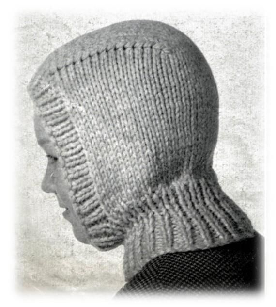 Balaclava. All the lads wore one of these in winter, usually knitted by your Mum or your Nan. Kids wouldn't be seen dead in one now!