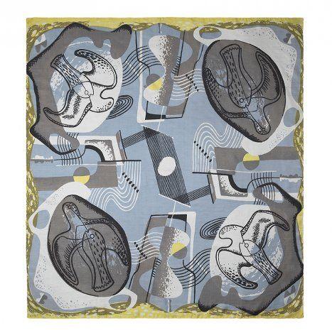 Ascher Artist Squares by John Tunnard