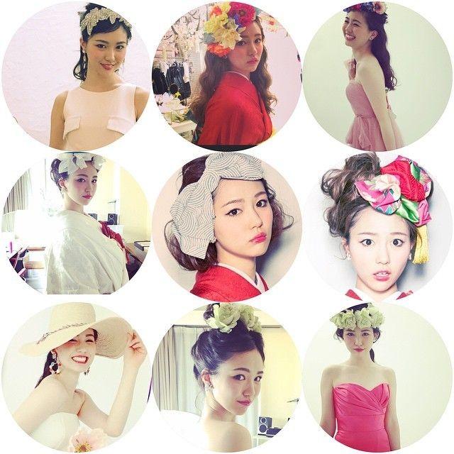 Rumiヘアアレンジ第2弾!花嫁もゲストも好きが見つかるスタイルBook♡にて紹介している画像