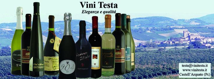 #Eccellenza dei #ColliPiacentini. Per le tue #feste scegli #viniTesta