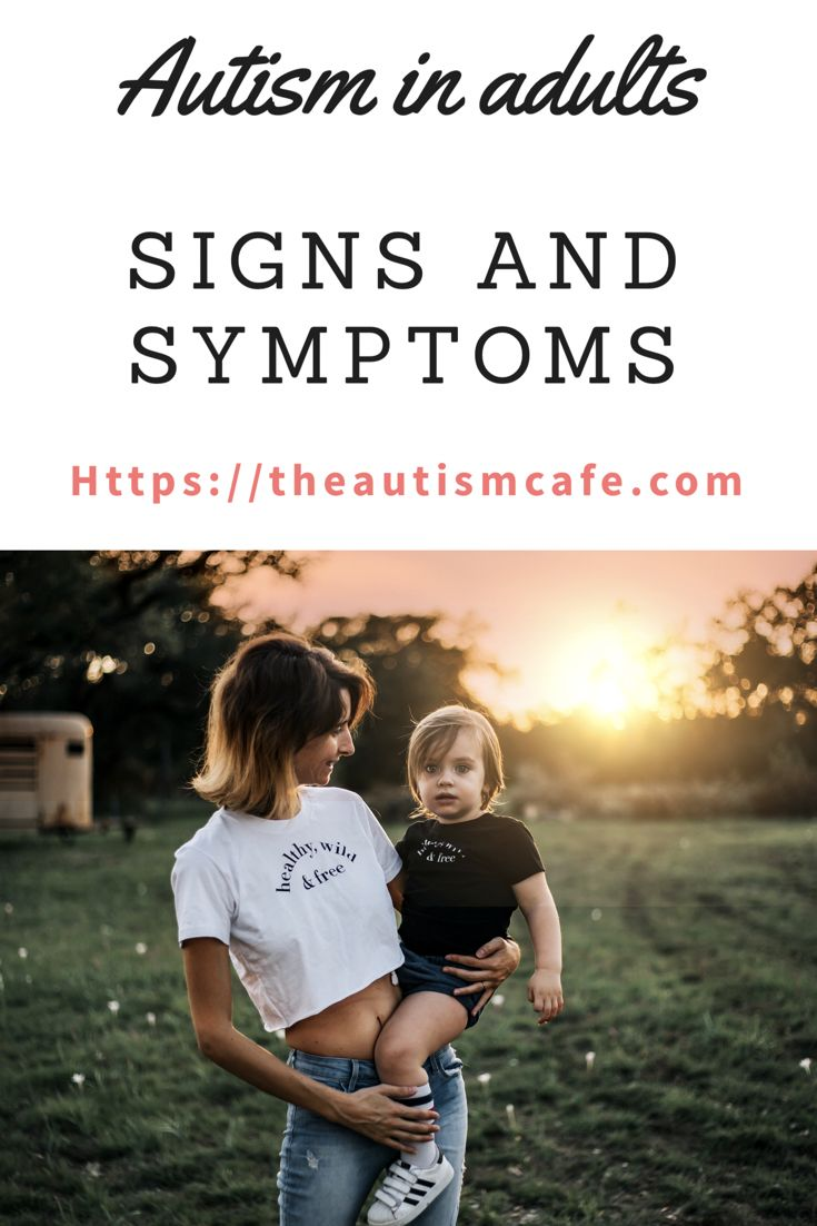 Signs and symptoms of Autism in adults. High-functioning autism, asperger's, aperger syndrome, mild autism - #autism #actuallyautistic #autistic #children #autismawareness #actuallyautistic