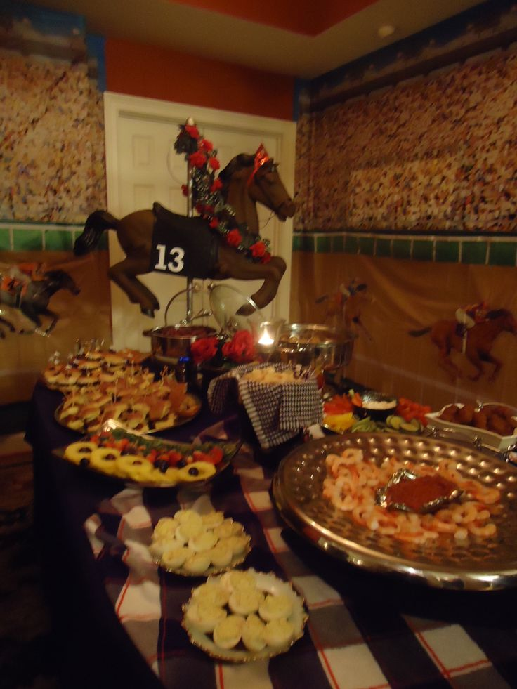 The 25 Best Horse Racing Party Ideas On Pinterest
