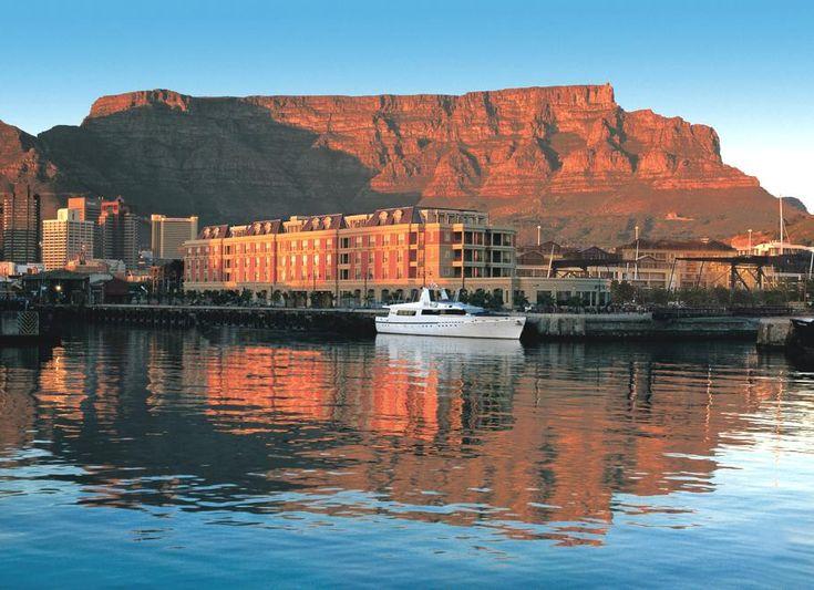 Luxurious Boutique Hotel Cape Grace, South Africa