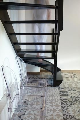 17 best images about staircase zoom sur les escaliers on pinterest wood - Escalier de la tour eiffel ...