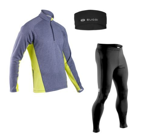 Sugoi: Best Selling Run Apparel | Men's Cold Outfit | Fleet Feet Sports - Chicago