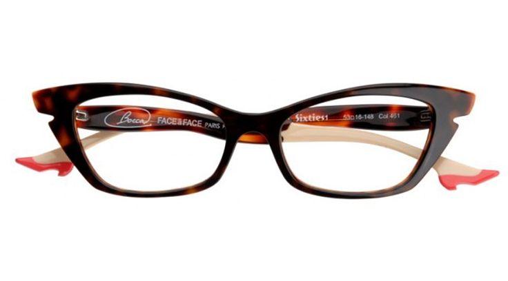 Face a Face Boccasixties 1 c.461 Eyeglasses glasses, Face a Face eyeglasses, Eyewear, Eyeglass Frames, Designer Glasses, Boston Magazine Best of Boston Eyeglasses - VizioOptic.com