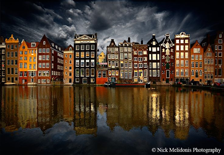 Amsterdam_Sunset blog