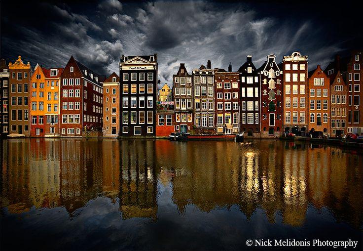 Amsterdam_Sunset blog