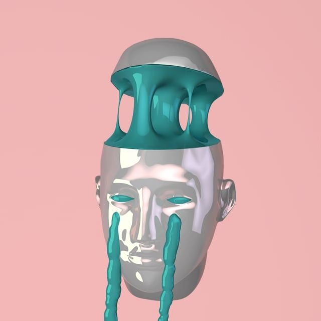 Viscous head  Inspired by one of Greyscalegorilla's talented videos: https://vimeo.com/106612296