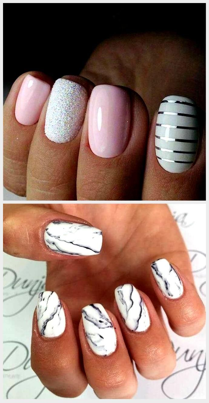 40 Spring Square Acrylic Nails Designs To Try Now Square Acrylic