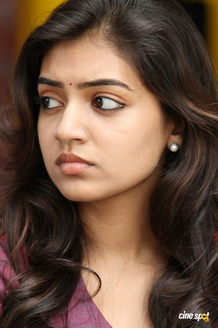 Nazriya Nazim---a little too old but could definitely be a reference for Kesari