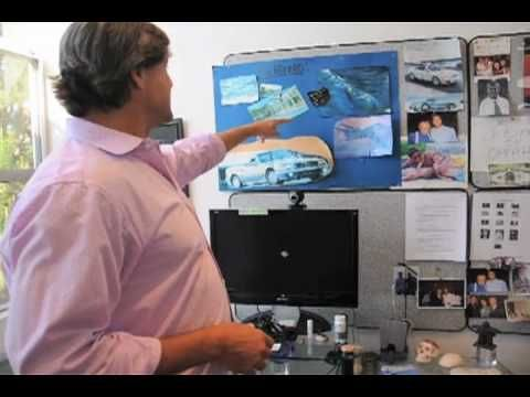 John Assaraf shares his Vision Board that he uses for his goal and goal setting | www.achievegoalsinlife.com