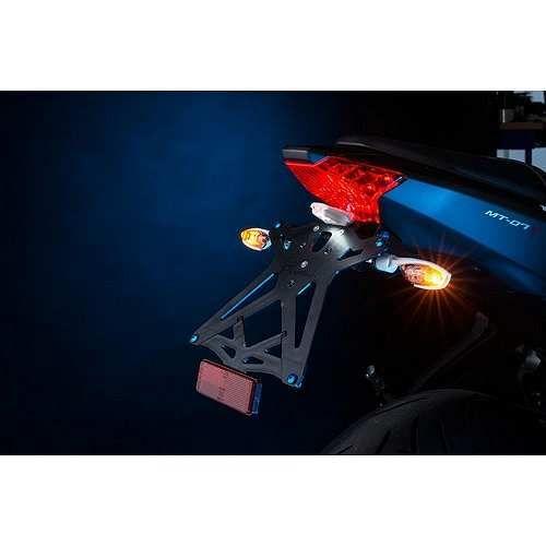 Prezzi e Sconti: #Lightech tarya108 porta targa regolabile  ad Euro 70.99 in #Lightech #Moto moto portatarga
