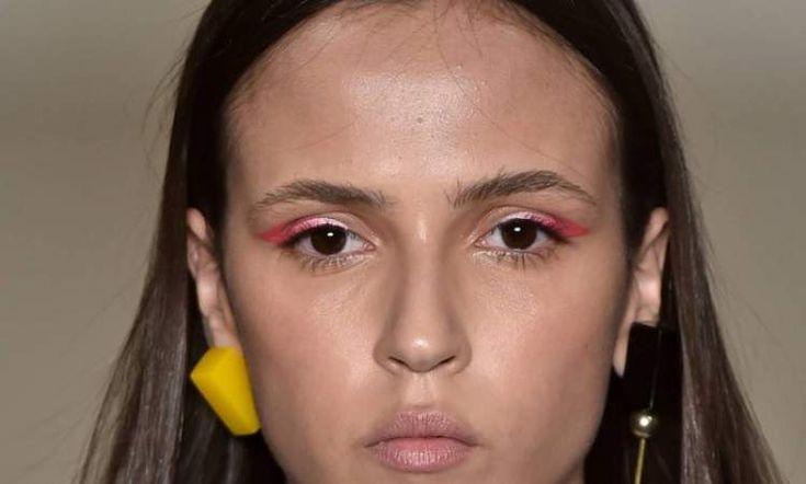tendências em maquiagem para o verão 2017
