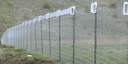 Polyplus Coated Non Electric 12 5 Gauge Wire Fence Farm