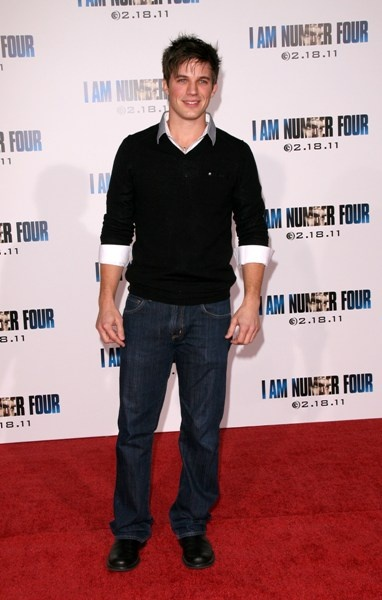 Celeb hotties at the I Am Number Four premiere