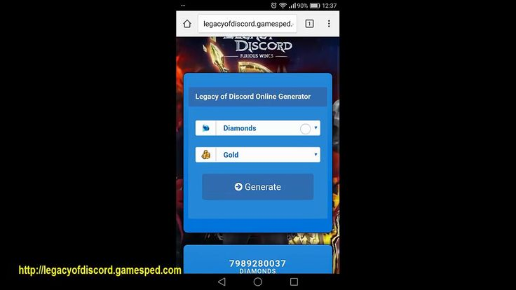 Legacy of Discord Hack - Get 99,999 Diamonds Today!