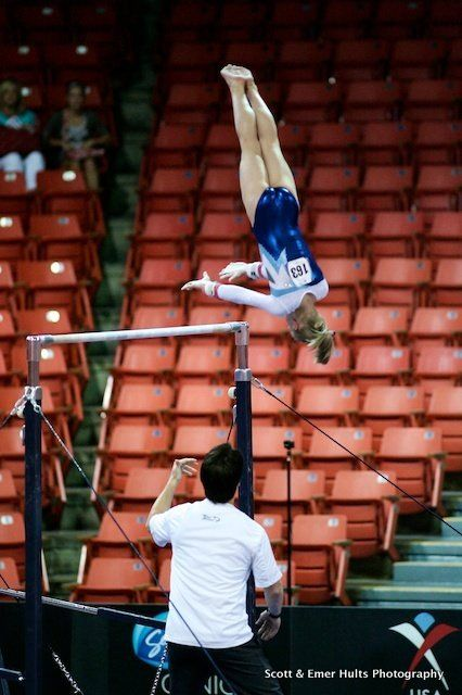Drills for gymnastics coaches that are uncommon