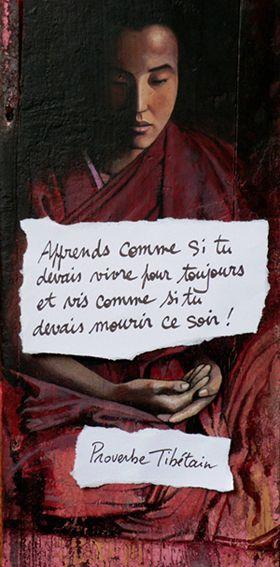 Proverbe tibétain++