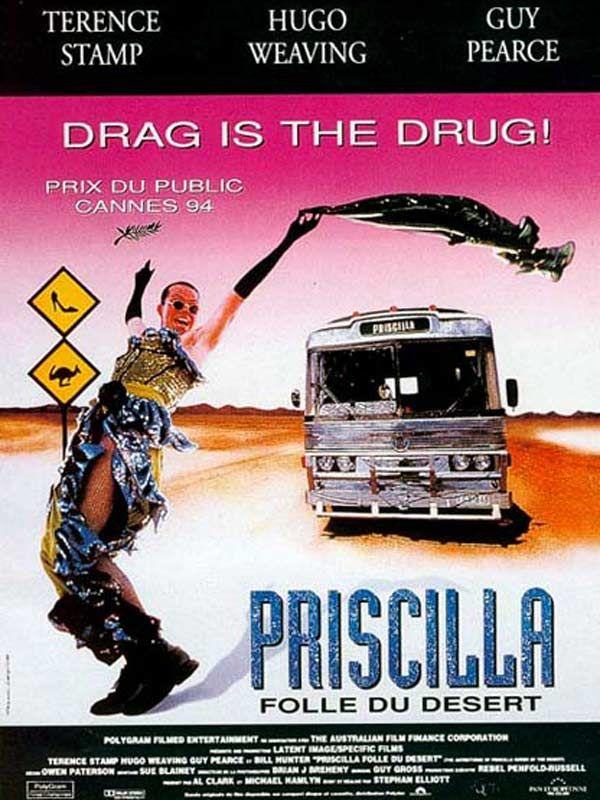 Priscilla, folle du désert - film 1994 - AlloCiné