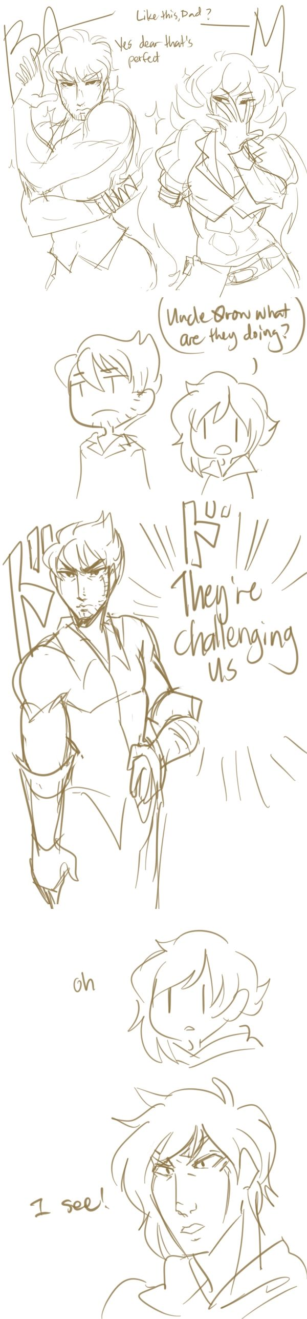 Consider that challenge...accepted! RWBY