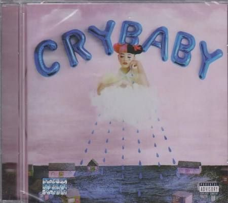 cry baby melanie martinez cd - Google Search